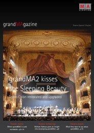 grandMA2 kisses the Sleeping Beauty - MA Lighting