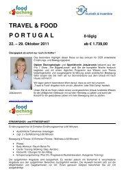 LIS1011_Travel & Food CARO - Caro Magazin