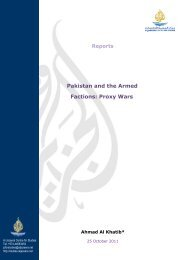 Reports Pakistan and the Armed Factions: Proxy Wars