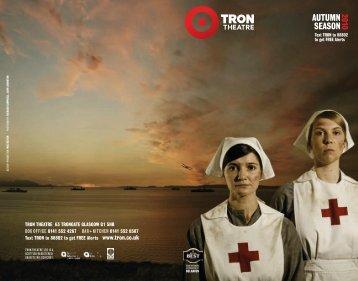 autumn season 2010 - The Tron Theatre