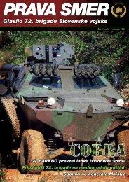 Åtevilka 10 - Slovenska vojska