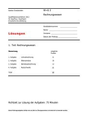2012 RW Loes - Wirtschaftsschule KV Chur