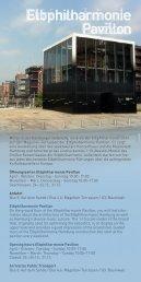 Elbphilharmonie-Pavillon-Flyer als PDF - HafenCity