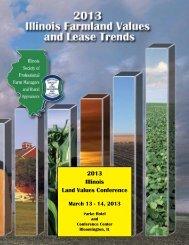 2013 Illinois Land Values Conference - Illinois Society of ...