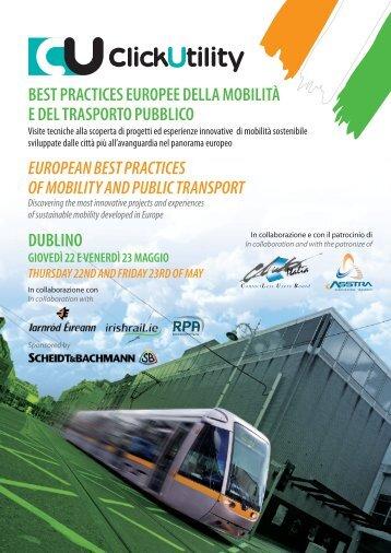 best practices europee della mobilità e del trasporto ... - Club Italia