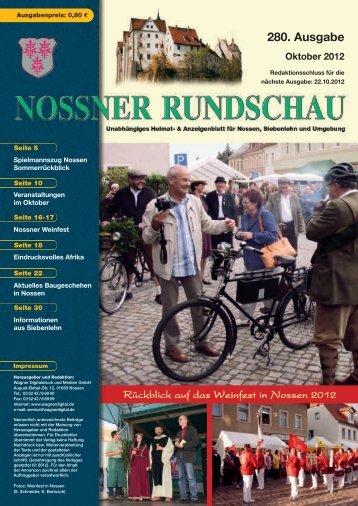 Oktober - Nossner Rundschau