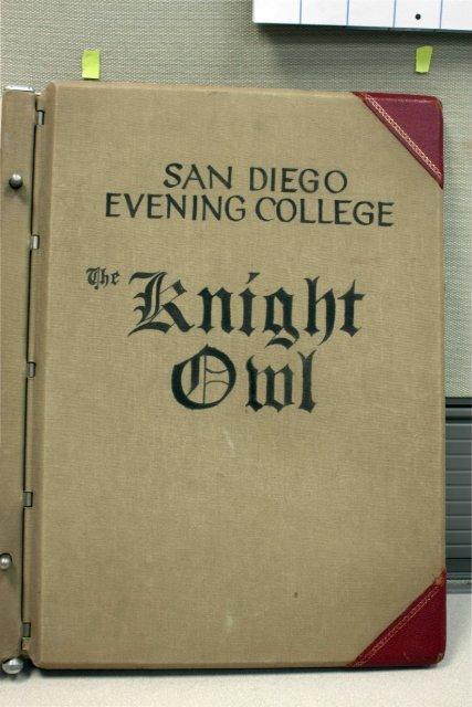 1963-67 Knight Owl - Schoenherr Home Page in Sunny Chula Vista