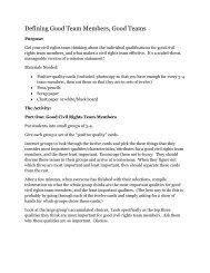 GCS PBIS Parent Brochure pdf - MSAD 52