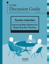 Teacher Induction Discussion Guide - New Teacher Center