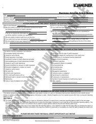 Adverse Action Notice >> Adverse Action Notice Cuna Mutual Group