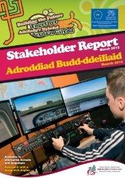 BTFT Stakeholder Report 2nd Edition - Rhondda Cynon Taf