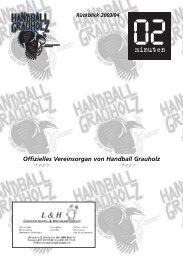 Junioren U13 - Handball Grauholz