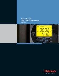 Thermo Scientific Orion 2111LL Sodium Monitor