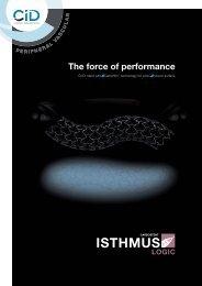 CID_ISTHMUS_logic_brochure_(A) - mcm-medsys.ch