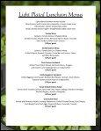 Luncheon Menus - Oregon Zoo - Page 3