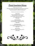 Luncheon Menus - Oregon Zoo - Page 4