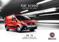 Fiat Scudo - Fiat Group Automobiles Germany