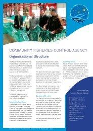 COMMUNITY FISHERIES CONTROL AGENCY - European ...