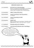 Philos- Kaubacke- REPORT - Junge Briefmarkenfreunde in Süd-West - Seite 4