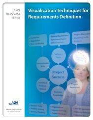 Visualization Techniques for Requirements Definition - ASPE