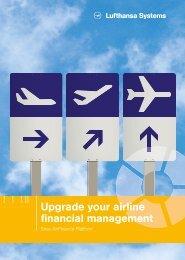 Sirax AirFinance Platform - Lufthansa Systems