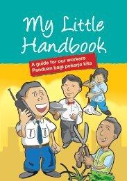 My Little Handbook - NTUC