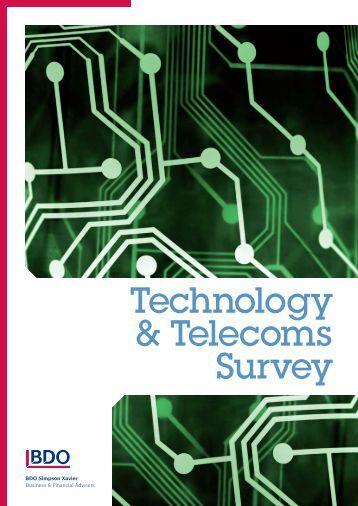 Technology & Telecoms Survey - BDO
