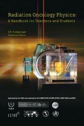 Radiation Oncology Physics: