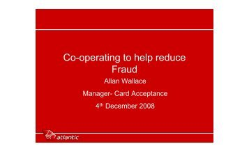 TPS2008_VirginAtlantic_FraudCooperation_Wallace - Airline ...