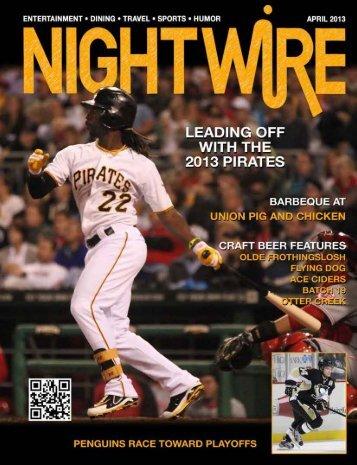 April 2013 • - Nightwire Magazine