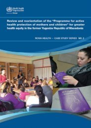 Review-Programme-active-health-protection-mothers-children-greater-health-equity-en