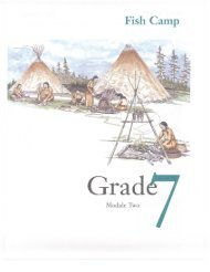 Grade 7 Part 3 Fish Camp.pdf - Education, Culture and Employment