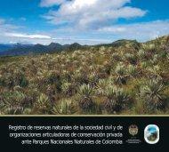 Folleto RNSC - Parques Nacionales de Colombia