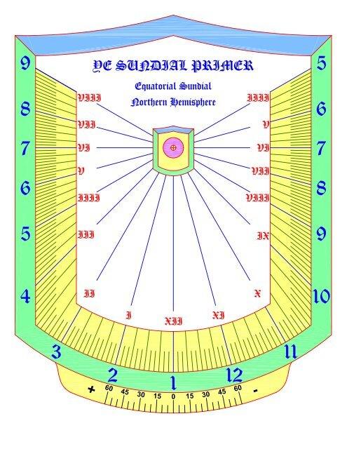 Standard Time Equatorial Sundial Kit Mysundial