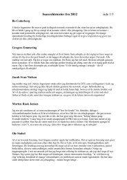 Vis Successhistorier 2012 - Aktive Ingeniører