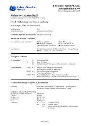 2-Propanol reinst Ph. Eur. Artikelnummer 5305 - Windaus