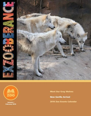 January/February - Memphis Zoo