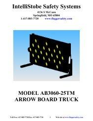 ALL SOLAR PANEL SPECS - Intellistrobe Safety Systems