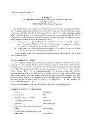 Final Terms dated 14 October 2011 - Iex