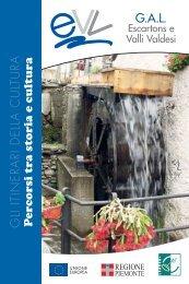 Percorsi tra storia e cultura - GAL Escartons e Valli Valdesi