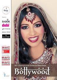 19ème Championnat Suisse de Maquillage - Beauty Forum