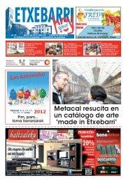 mayo 2012 - Ayuntamiento de Etxebarri