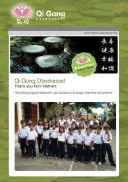 More Information - Qi Gong Oberkassel