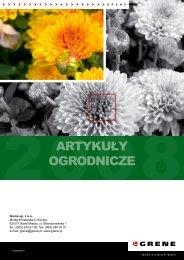 Narzędzia ogrodnicze - Grene