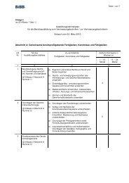 Ausbildungsrahmenplan Vermessungstechniker - Wir gestalten ...