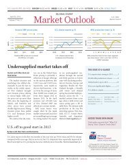 Market Outlook - US Dairy Export Council