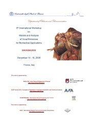 6th International Workshop - Malattie metaboliche.it