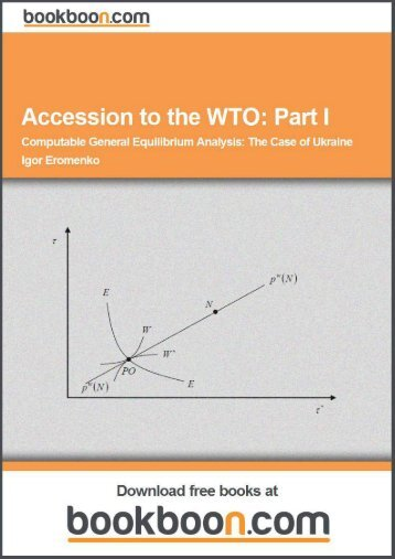 Accession to the WTO: Part I Language English Format ... - Tutorsindia