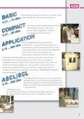 Каталог преобразователей частоты и компонентов KEB - на ... - Page 3