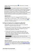 2 Usar Voice Reader - Linguatec - Page 7